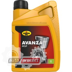 Фото 1 - Kroon Oil Avanza MSP 5W30 синтетическое моторное масло