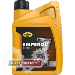 Фото 1 - Kroon Oil Emperol Diesel 10W40 синтетическое моторное масло