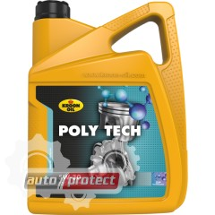 Фото 1 - Kroon Oil Poly Tech 5W30 моторное масло