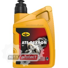 Фото 1 - Kroon Oil ATF Dexron VI Трансмиссионное масло