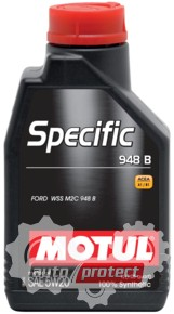 Фото 1 - Motul SPECIFIC 948B моторное масло