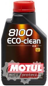 Фото 1 - Motul 8100 ECO-CLEAN SAE 0W-30 Синтетическое масло