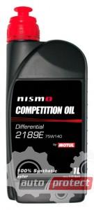 Фото 1 - Motul Nismo Competition Oil 2189E 75W-140 Синтетическое трансмиссионное масло 2