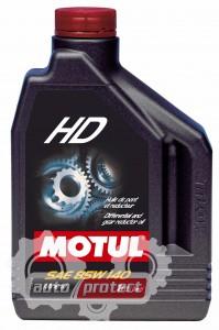 Фото 1 - Motul HD SAE 85W-140 Трансмиссионное масло