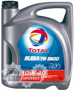Фото 1 - Total Total RUBIA TIR 8600 10W-40 Моторное масло