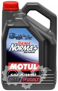 Фото 1 - Motul Tekma Norma + моторное масло