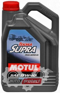 Фото 1 - Motul Tekma Supra моторное масло