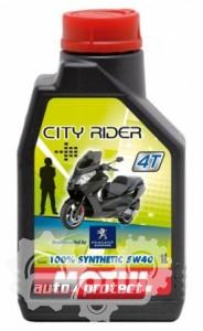 Фото 1 - Motul Peugeot City Rider 4T масло для скутеров