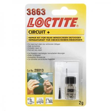 Фото 1 - Loctite 3863 CIRCUIT  2GR Комплект для ремонта нитей обогрева