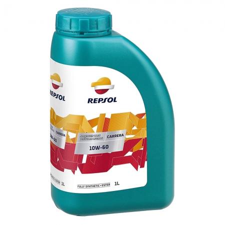 Фото 2 - Repsol Carrera 10W-60 Синтетическое моторное масло