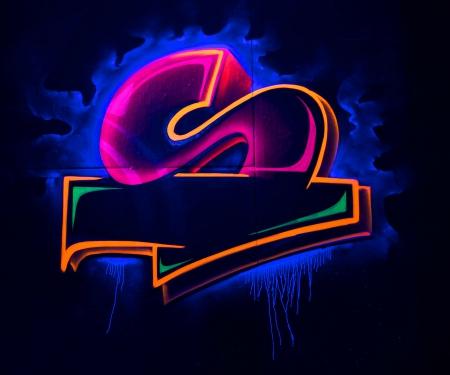Фото 5 - Montana Black Infra Аэрозольная краска для граффити, флуоресцентная