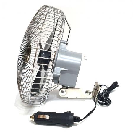 Фото 3 - Elegant EL101544 Вентилятор автомобильный, 24V, от прикуривателя, на креплении