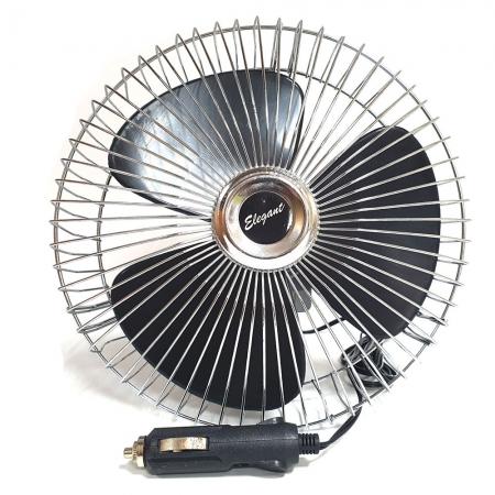 Фото 2 - Elegant EL101544 Вентилятор автомобильный, 24V, от прикуривателя, на креплении