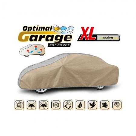 Фото 1 - Kegel-Blazusiak 5-4323-241-2092 Optimal Garage XL Sedan Чехол-тент автомобильный на седан, XL