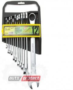 Фото 1 - Alloid Набор ключей комбинированных 12шт, 6-22мм