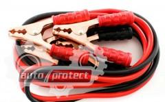 Фото 1 - Carlife Провода прикуривания, 400А 2.5м блистер 1