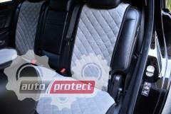Фото 6 - Аvторитет Накидки на передние и задние сиденья, серые