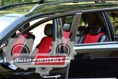 Фото 2 - Аvторитет Накидки на передние и задние сиденья, красные