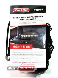 Фото 1 - Carlife Сетка в багажник CarLife TN069