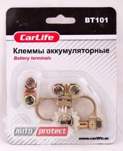 Фото 1 - Carlife BT 101 Клеммы аккумуляторные