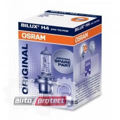 Фото 4 - Osram Original Line 94196 H4 24V 75/68W автолампа галоген, 1шт