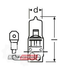���� 3 - Osram Truckstar H3 24V 70W ��������� �������, 1��