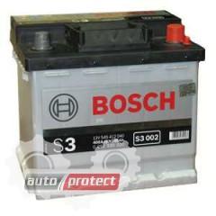 Фото 1 - Bosch Bosch S3 Silver 45 Ач 400A -/+  Аккумулятор автомобильный