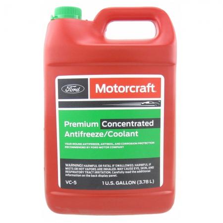 Фото 1 - Ford Motorcraft Concentrated Antifreeze/Coolant VC-5 Антифриз оригинальный
