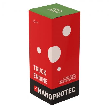 Фото 1 - Nanoprotec Truck Engine Присадка в моторное масло