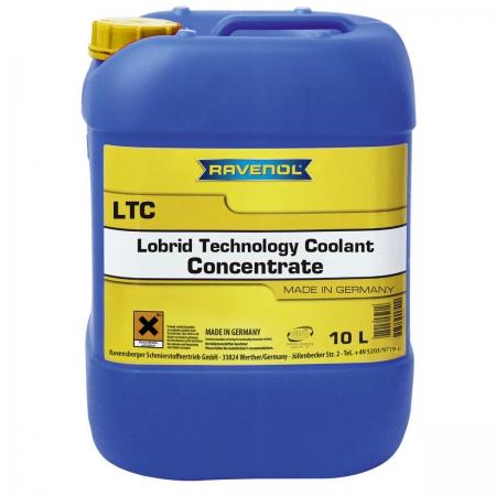 Фото 3 - Ravenol LTC Protect C12++ Concentrate G12++ -64С Антифриз концентрат фиолетовый