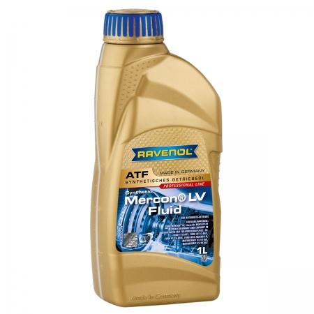 Фото 1 - Ravenol ATF Mercon LV Синтетическое трансмиссионное масло