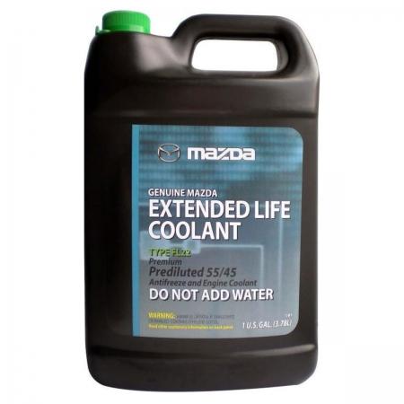 Фото 1 - Mazda Extended Life Coolant Type FL22 Антифриз оригинальный
