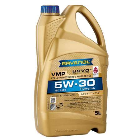 Фото 3 - Ravenol VMP 5W-30 Синтетическое моторное масло