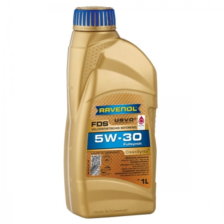 Фото 1 - Ravenol FDS 5W-30 Синтетическое моторное масло