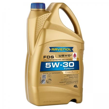 Фото 2 - Ravenol FDS 5W-30 Синтетическое моторное масло