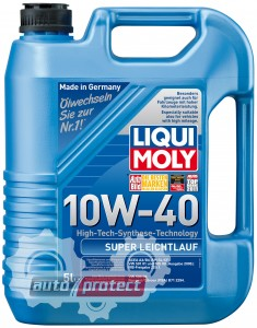 Фото 1 - Liqui Moly Super Leichtlauf 10W-40 Моторное масло