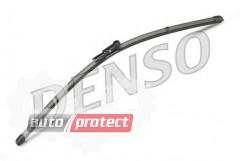 Фото 2 - Denso Flat Щетки стеклоочистителя бескаркасные 600 и 550 мм (комплект)