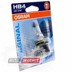 Фото 2 - Osram Original Line HB4 12V 51W Автолампа галогенная, 1шт