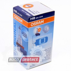 Фото 3 - Osram Original Spare Part 64212 H8 12V 35W автолампа галоген, 1шт