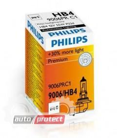 Фото 2 - Philips Vision HB4 12V 55W Автолампа галоген, 1шт 1