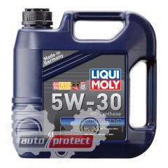 Фото 2 - Liqui Moly Optimal Synth 5W-30 Синтетическое моторное масло (2344 / 39000, 2345 / 39001, 2346 / 39003)