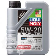 Фото 1 - Liqui Moly Special TEC AA (Leichtlauf Special AA) 5W-20 HC-синтетическое моторное масло