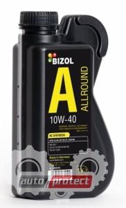 Фото 1 - Bizol Allround 10W-40 Полусинтетическое моторное масло