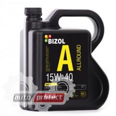 Фото 3 - Bizol Allround 15W-40 Минеральное моторное масло