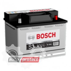 Фото 1 - Bosch S3 Silver 70 Ач -/+ 640A Аккумулятор автомобильный