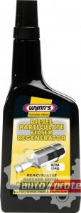 Фото 1 - Wynns DPF Regenerator Присадка для очистки дизельных фильтров