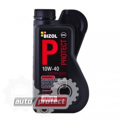 Фото 1 - Bizol Protect 10W-40 Полусинтетическое моторное масло