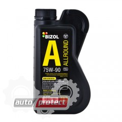 Фото 1 - Bizol Allround Gear Oil TDL 75W90 Масло трансмиссионное