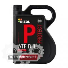 Фото 2 - Bizol Protect ATF DIII Трансмиссионное масло