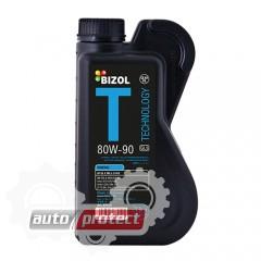 Фото 1 - Bizol Technology Gear Oil GL5 80W-90 Трансмиссионное масло